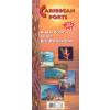 Caribbean Ports térkép - Cruise Map Publishing Co