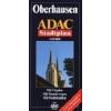 Oberhausen térkép - ADAC