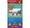 Gizi Map Kína 1. (Dél) térkép - Gizimap térkép
