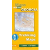 Mestia - Ushguli - Lashkheti trekking térkép (No 9) - Geoland