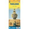 Thaiföld térkép - ITM