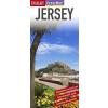 Jersey laminált térkép - Insight