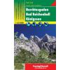 Berchtesgadener Land-Bechtesgaden-Bad Reichenhall-Königssee turistatérkép - f&b WKD 5