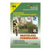 Bratislava, Podunajsko kerékpáros térkép - VKÚ - DBM 7