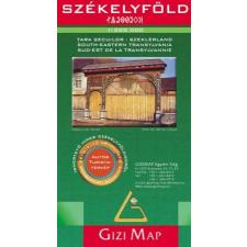 Gizi Map Székelyföld térkép - Gizimap térkép