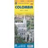 Kolumbia térkép - ITM