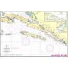 Peljesac - Mljet hajózási térkép - Naval-Adria 100-27