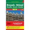 Brüsszel zsebtérkép - f&b PL 119 CP