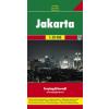Jakarta várostérkép - f&b PL 519
