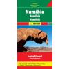 Namíbia autótérkép - f&b AK 177