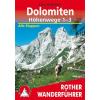 Dolomiten-Höhenwege 1-3 - Rother - 3103