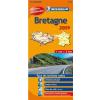 Bretagne térkép - Michelin 512