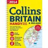 Nagy-Britannia kézi atlasz (A5) 2014 - Collins