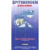 Spitzbergák térkép - Ocean Explorer