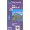 Mauritius térkép - IGN