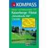 """WK 777 - Kaiserberge - Filstal: """"Schwäbische Alb"""" turistatérkép - KOMPASS"""
