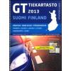Finnország autóatlasz (2013) - Karttakeskus