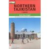 Tadzsikisztán (északi rész) térkép (No1) - Gecko Maps