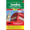 London zsebtérkép - f&b PL 32 CP