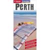 Perth laminált térkép - Insight