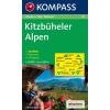WK 29 - Kitzbüheli Alpok turistatérkép - KOMPASS