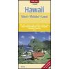 Hawaii : Maui - Molokai - Lanai térkép - Nelles