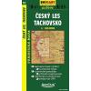Ceský les, Tachovsko turistatérkép - SHOCart 13