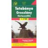 Tatabánya - Oroszlány - Vértesszőlős várostérkép - f&b PLH 18