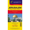 Jeruzsálem várostérkép - Cartographia