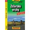 Zdarske vrchy - SHOCart kerékpártérkép 141