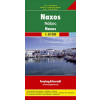 Naxosz autótérkép - f&b AK 0819
