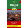 Shanghai várostérkép - f&b PL 524