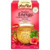 Yogi Pozitív energia bio tea áfonyával és hibiszkusszal  - 17 filter