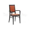 Teirodád.hu LIN-Monza100B favázas karfás szék