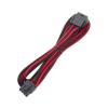 Bitfenix 8 tűs EPS12V hosszabbító 45cm fek/pir/fek