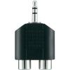 Audio átalakító, 3,5 mm-es jack / RCA, Belkin