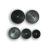 Robust Gumis súlytárcsa 10 kg-os (31mm)