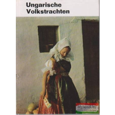 Ungarische Volkstrachten idegen nyelvű könyv