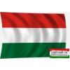 Magyar zászló 100x60 cm