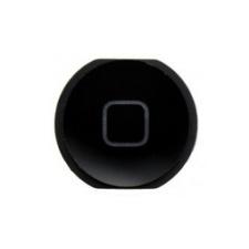 Apple iPad Air középső navigációs gomb (home gomb) fekete mobiltelefon kellék