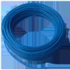Poliuretán pneumatika cső, kék