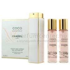 Chanel Coco Mademoiselle EDP 3x20 ml parfüm és kölni