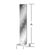Vormann Lemez betonhoz 71091 200x40x40 mm/25 db