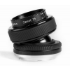 Lensbaby Composer Pro és Sweet 35 optic (Canon EF)