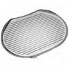 Zooplus Soft Touch Track Mat macskatoalett alátét - ezüst színű