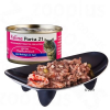 Zooplus Feline Porta 21; 6 x 156 g - Tonhalas marhahússal