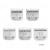Kerbl Nyírófejek Oster típusú nyírógéphez - 10-es vágófej (hossz 1,6 mm)