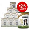Yarrah Bio Bröckchen óriáscsomag 12 x 405 g - zöldséges csirkefalatok mártásban