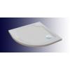 Sanotechnik Cikkszám: 20020 Dita íves öntött márvány zuhanytálca 100x100