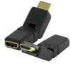 Adapter HDMI APA - HDMI ANYA forgatható